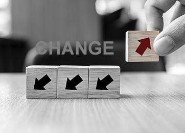 Adaptación al cambio